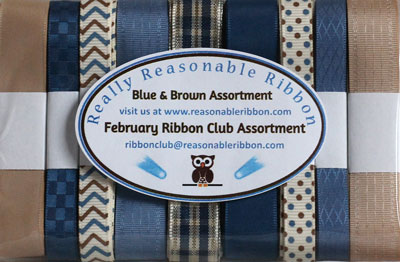 Blue and Brown Assortment SALE!