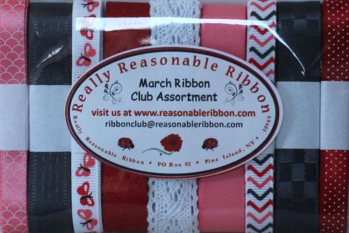 Ribbon Club, International (Outside of USA)