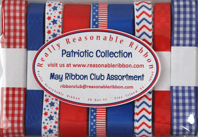 Monthly Ribbon Club, Domestic GIFT SUBSCRIPTION