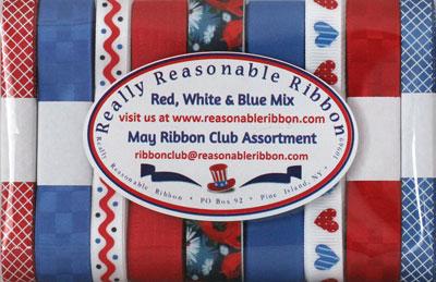 Patriotic Ribbon Assortment
