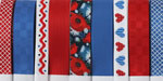 Patriotic Ribbon Assortment SALE!