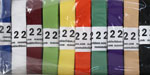"Assortment 20 YARD 5/8"" Grosgrain Variety Pack HUGE SAVINGS!"