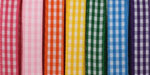 "3/8"" Gingham Ribbon Assortment"