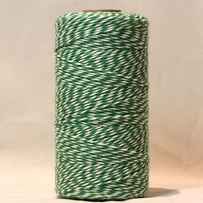 Baker's Twine Emerald Stripe