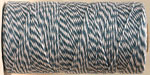 Baker's Twine Medium Blue Stripe