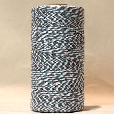 Baker's Twine Medium Blue Stripe