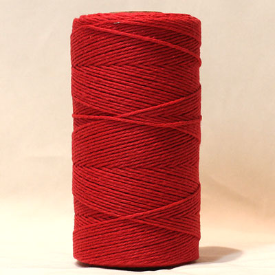 Baker's Twine Red Solid