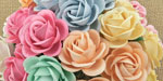 Chelsea Roses Mixed Pastel