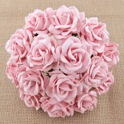 Chelsea Roses Pale Pink