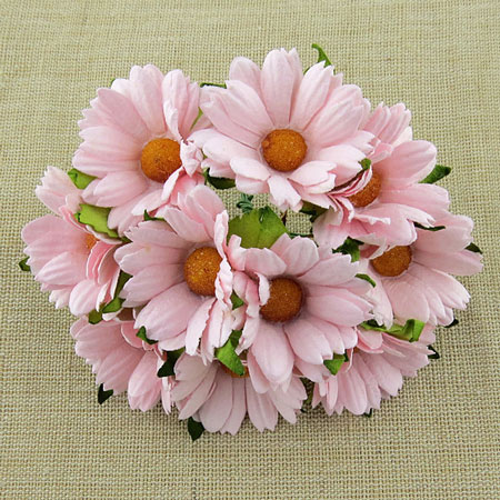 Wild Orchid Craft Chrysanthemums Pale Pink