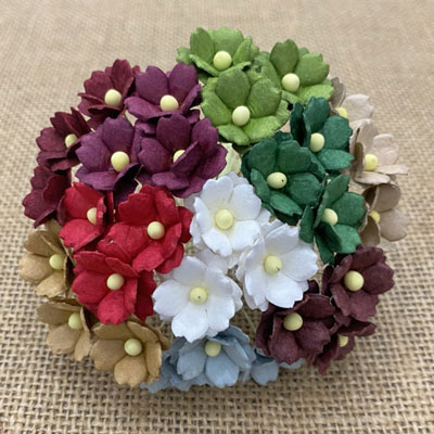 Wild Orchid Craft Sweetheart Blossoms Christmas