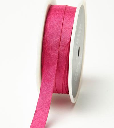 "1/2"" Fuchsia Wrinkled Ribbon"